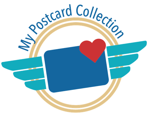 My Postcard Collection Logo